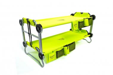 Kid-O-Bunk Lime Green Con Organizer